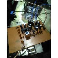 Fm Tuner Radio Kit Power