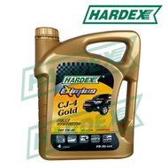 Hardex EXIMIUS 5W-40 Fully Synthetic Diesel Engine Oil (4 Liter Gallon)