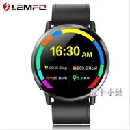新款LEMFO LEMX 4G智能手錶 高清大屏800萬圖元防水GPS定位安卓手錶智慧手環HWIH.171