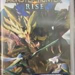Switch Monster Hunter Rise $450 連Amiibo怨虎龍套裝 (人, 狼, 猫一套)