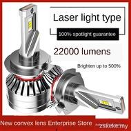 LED car headlightsPhilips car LED headlights super bright laser H1H7H4h119005 high beam low fog light