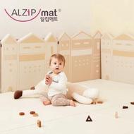 韓國Alzipmat WALL MAT愛的小屋防撞墊(6片/組)-瑞典焦糖