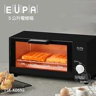 (周促)【優柏EUPA】 5公升定時電烤箱 TSK-K0698