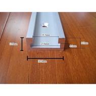 【木頭人】T-Track 鋁製導軌 滑槽 T型 軌道 滑軌 滑道 鋁軌 木工