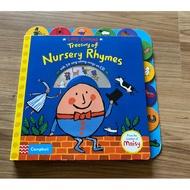 嬰幼音樂 Lucy Cousins Treasury of Nursery Rhymes (CD+硬頁書)