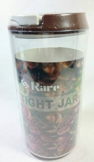 【八八八】e網購~【速掀密封罐(大) A1230】090305 透明筒 糖果罐餅乾罐 保鮮罐 防潮 防螞蟻
