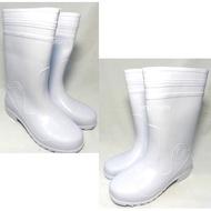 台灣製《東興牌》廚師鞋 白色雨鞋 高級全長雨鞋 ~雨鞋~ 醫療鞋 十雙下標處