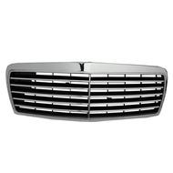 卡嗶車燈 Benz 賓士 E-CLASS W210/T210 95-99 11線 水箱罩/水箱護罩 水柵