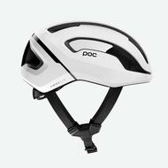 【7號公園自行車】POC  OMNE AIR SPIN 騎行安全帽(亮白/黑)(台灣代理商公司貨)