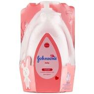 美國Johnson's 椰子油嬰兒長效潤膚乳液 2瓶裝溫和乳液 (共1500ml) 經典清新香味 原裝包【彤彤小舖】