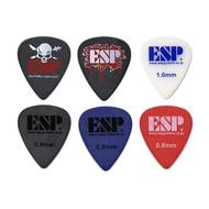ESP Select Picks 民謠吉他 電吉他 Bass 用彈片 PICK [唐尼樂器]