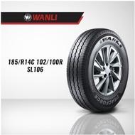 Wanli 185/R14C 8PR SL106 102/100R LIGHT TRUCK TIRE