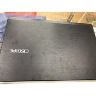CJSCOPE QX-350 GX 15吋 (i7-7700-16G-256G) 迷樣紫 #二手筆電 #大里店 9522