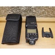 Canon Speedlite 580EX-II 閃燈 送 Pawn TF-361 無線遙控器(二手)