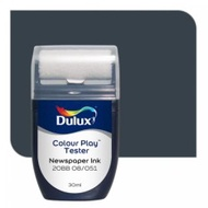 Dulux Colour Play Tester Newspaper Ink 20BB 08/051