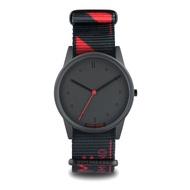 """HYPERGRAND - 01基本款系列 - """"LO-FI"""" MONO RED 單紅金屬 手錶 公司貨"""
