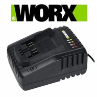 【WORX 威克士】20V 2A 綠標鋰電充電器(WA3924)