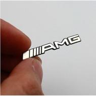 賓士 BENZ AMG 標誌 B柱 方向盤 貼飾 w202 w203 w204 w210 w211 w212 w220