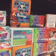 🍭舊版健達出奇蛋兩顆一盒 適宜兒童的零食🍬