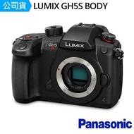 【Panasonic 國際牌】LUMIX GH5S BODY單機身(公司貨)
