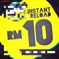 Bill Payments & Top Ups♗(Direct Reload, NOT Pin Code) Digi Prepaid Reload RM10 (10 Days Validity)