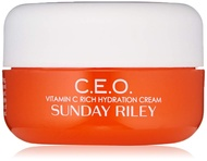 Sunday Riley C.E.O. Vitamin C Rich Hydration Cream, 0.5 Fl Oz