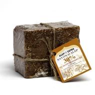 [法國馬賽皂之家] 傳統古法製作- 30%月桂油+70%橄欖油阿勒坡古皂 200G