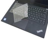 【Ezstick】Lenovo ThinkPad P43s 奈米銀抗菌TPU 鍵盤保護膜(鍵盤膜)