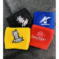 SARUNG BOTOL BREMBO KINGDRAG RESERVOIR TANK COVER / WRISTBAND FOR CLUTCH AND BRAKE FLUID TANK 45ML