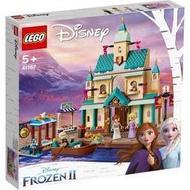 2019年樂高新品 DISNEY系列 冰雪奇緣2 LEGO 41167 艾倫戴爾冰雪城堡