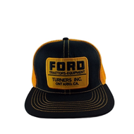 Ford Vintage USA Trucker Cap Big patched logo premium quality