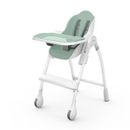 新加坡 Oribel - 成長型多功能高腳餐椅-馬卡龍綠