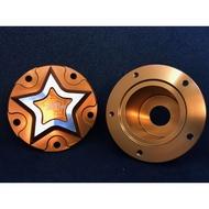 機車精品 JS 部品 巨星後輪軸蓋 後輪軸心蓋  G5、超5、G6E、X-SENSE #機車改裝