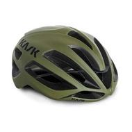KASK PROTONE - 橄欖綠色亞光安全帽/頭盔-崇越單車