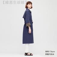 ∏◇【設計師合作款】女裝 長大衣 429048 優衣庫UNIQLO