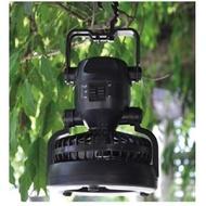 【May Shop】露營LED電燈吊扇 立桌扇