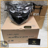 LC135 ZHIPAT Head Lamp 100%ORIGINAL