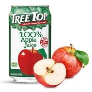 Tree Top 蘋果汁 320毫升 X 24罐