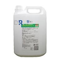 【醫博士】克菌寧酒精性乾洗手75% (綠茶味) 4 公升 補充桶 ※ 本產品無偏遠地區及外島無法配送