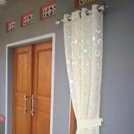 Gorden Jendela | Gorden jendela ruang tamu 1 Set | Gorden jendela Murah Dan Cantik | Gorden pintu kamar | Gorden minimalis | hordeng pintu dan jendela 1 set | gorden 2 kaca |gorden jendela polos | gorden pintu | hordeng | korden | gorden murah | tirai