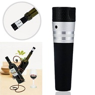 Wine Bottle Vacuum Stoppers Wine Saver, Big-Fun Fathers Day Gifts Wine Gifts Wine & Beverage Bottle Stopper Saver Vacuum Pump Preserver (With Gift Box) - intl