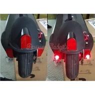 Installation Rear Light Ruby Diamond Set for Myway INOKIM Quick 2, SW