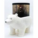 bath and body works bath and body works candle Bath And Body Works Sparkly Polar Bear 3 Wick Candle Holder