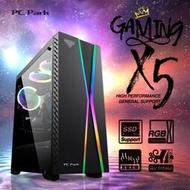冠錡電腦 華碩超頻遊戲主機 I5-3570 3.8G 8G 240G GTX750TI 2G GTA5吃雞劍靈黑沙天堂M