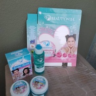 BEAUTYWISE SKINCARE FOR WHITENING FACIAL SET