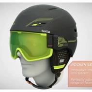 BOLLE滑雪帽滑雪護目鏡風鏡滑雪安全帽 輕量化