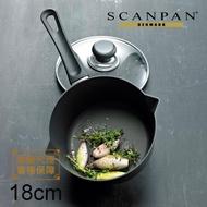 【丹麥SCANPAN】單柄平底鍋 無蓋(24CM)