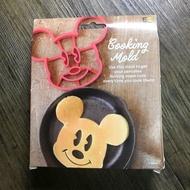 日本 迪士尼 矽膠鬆餅模具 米奇鬆餅模