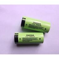 原裝全新正品 松下26650A動力鋰電池 5000MAH 大放電輸出 XHP50 XHP70手電筒26650專用