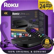Roku Ultra 2019 - Hd/4K/Hdr Streaming Media Player. Now Includes Premium Jbl Headphones